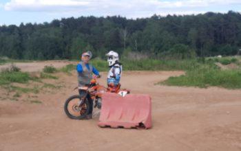 школа мотокросса для детей и взрослых