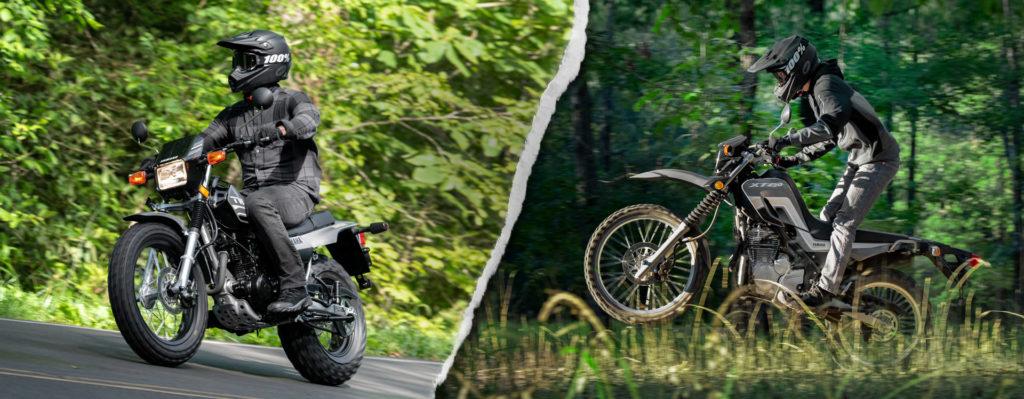 enduro motorcycles